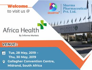 AFRICA HEALTH-2019
